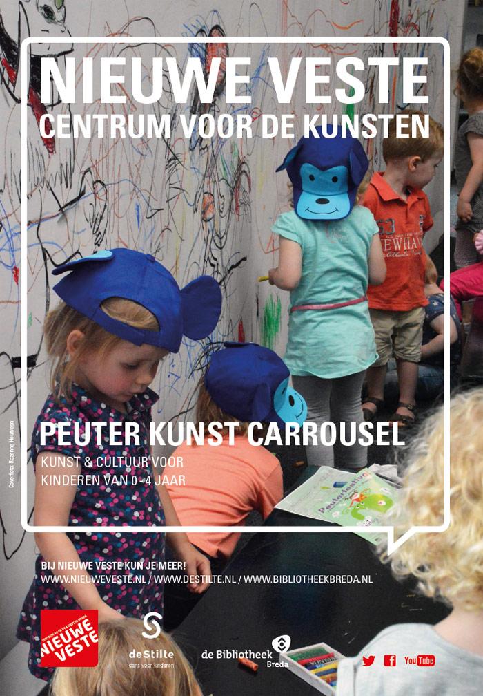 Peuter Kunst Carrousel