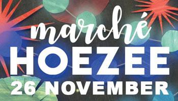 Marché Hoezee 26 november 2017