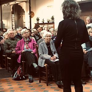 Optreden tijdens Cultuur tijdens het Middaguur