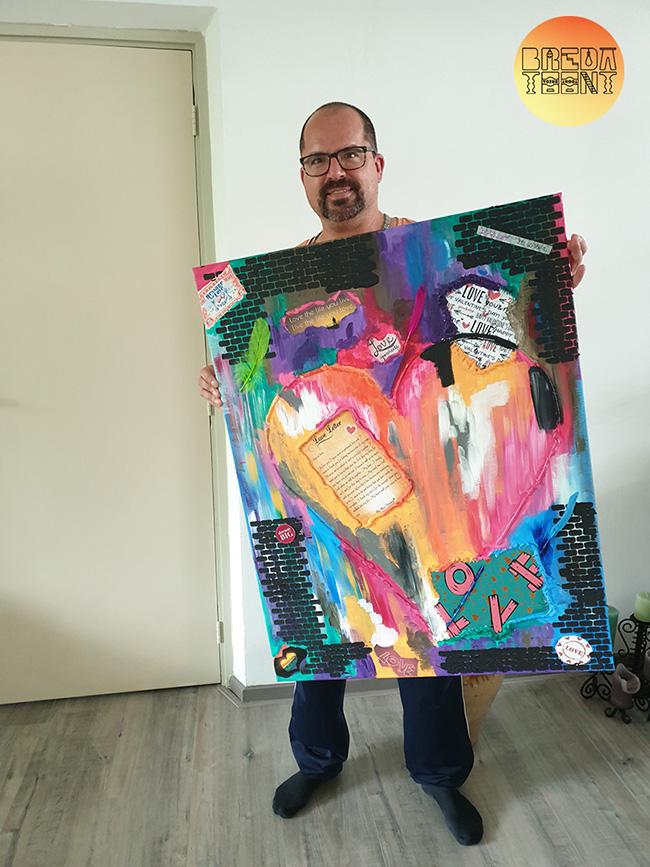 Maak kennis met de creativiteit van Marco van Tilburg
