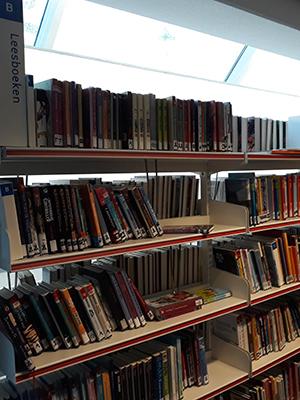 Jeugdbibliotheek in voormalige Stilteruimte