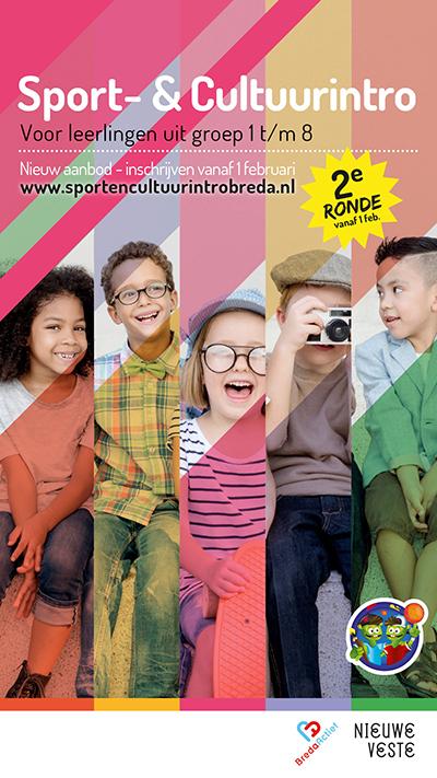 Sport- & Cultuurintro 2e ronde